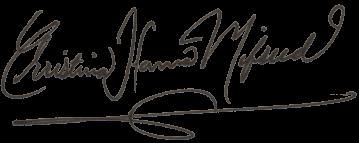 Christina-signature